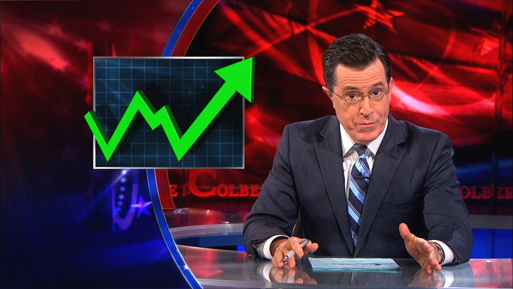 The Colbert Report - s10 | e26 - Tue, Nov 19, 2013