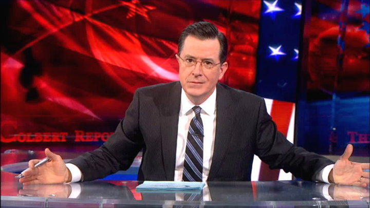 The Colbert Report - s10 | e27 - Wed, Nov 20, 2013