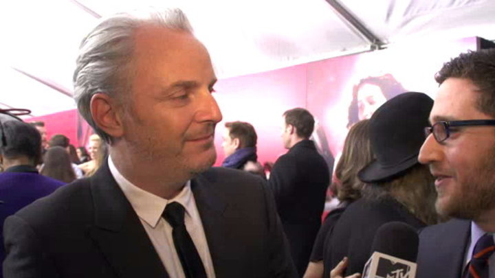 MTV News - Francis Lawrence, Catching FIre Director, Talks District 13