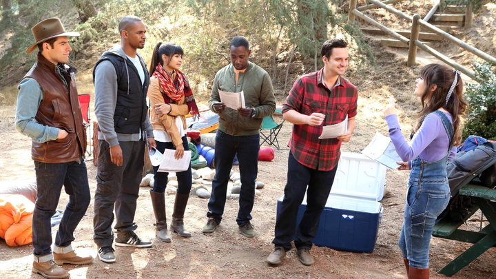 New Girl - s3 | e10 - Thanksgiving III