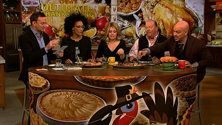 The Chew - s3 | e58 - Wed, Nov 27, 2013