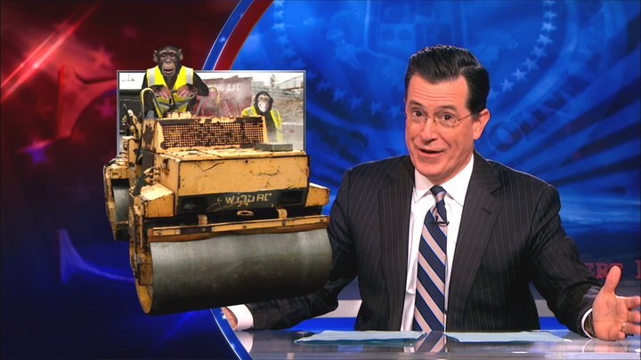 The Colbert Report - s10 | e31 - Wed, Dec 4, 2013
