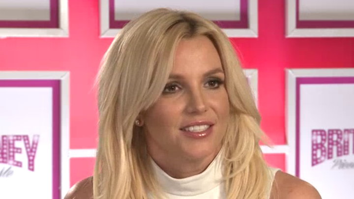 MTV News - Britney Spears Was Proud to Sing a Katy Perry Song