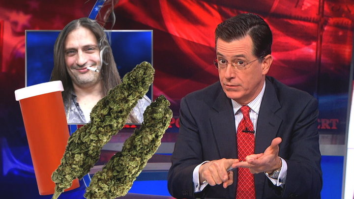 The Colbert Report - s10 | e32 - Thu, Dec 5, 2013