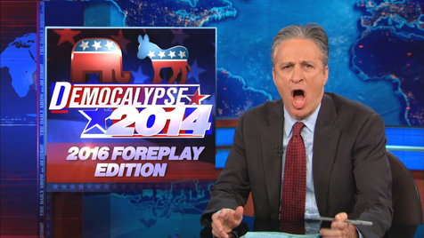 The Daily Show with Jon Stewart Season 19 Episode 101