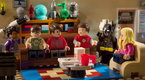 "The Big Bang Theory: (Sub) Lego Batman Movie x The Big Bang Theory Special Promo ""You're In My Spot"""