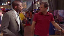 Psych: Shawn Vs. the Red Phantom