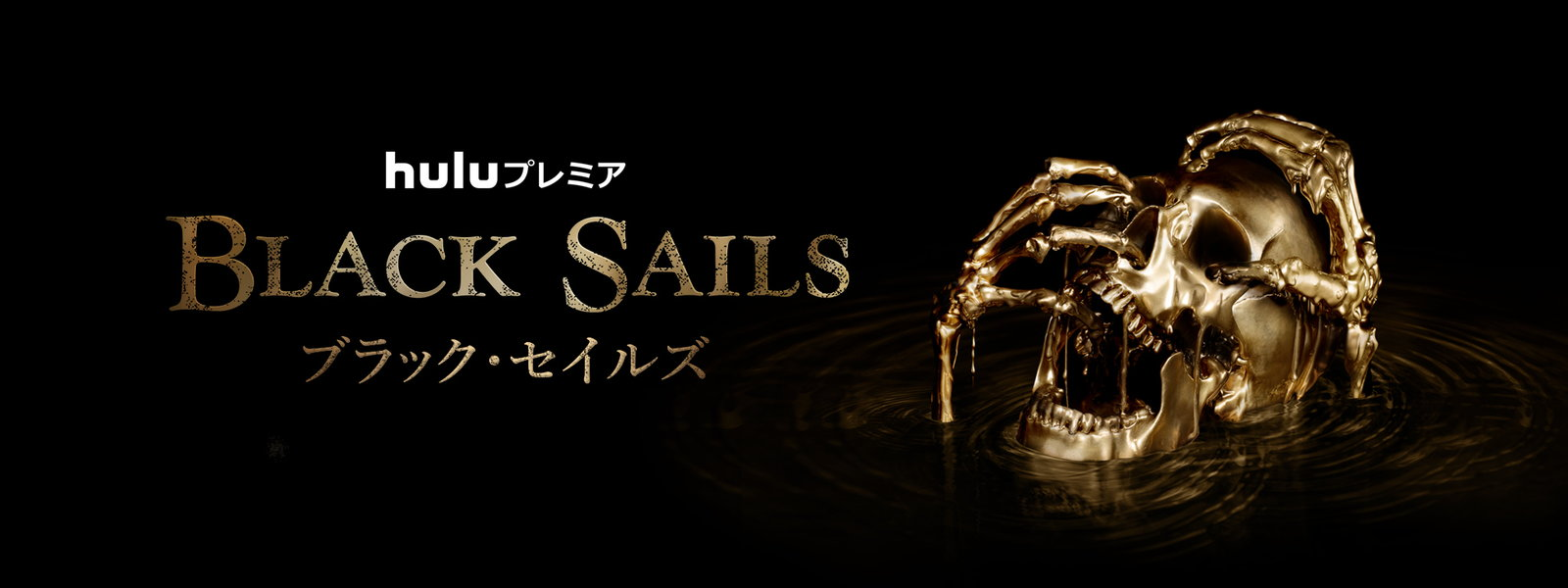 Black Sails/ブラック・セイルズ シーズン4 動画