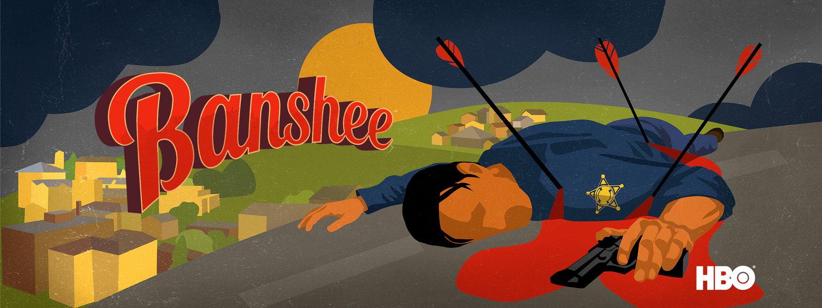 Banshee/バンシー シーズン4 動画